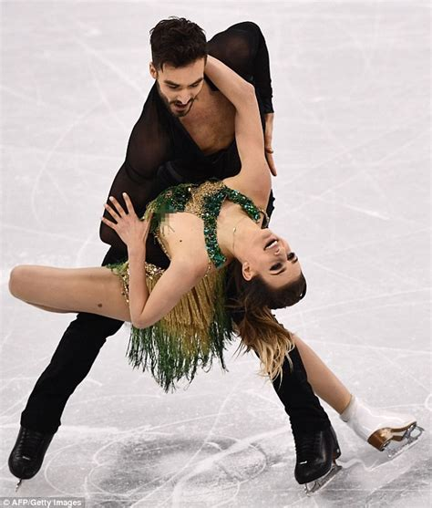 skater wardrobe malfunction wardrobe issues causes olympic stress for skaters