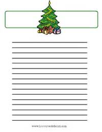 Free Christmas Writing Paper Search Results For Lined Paper Template For Christmas