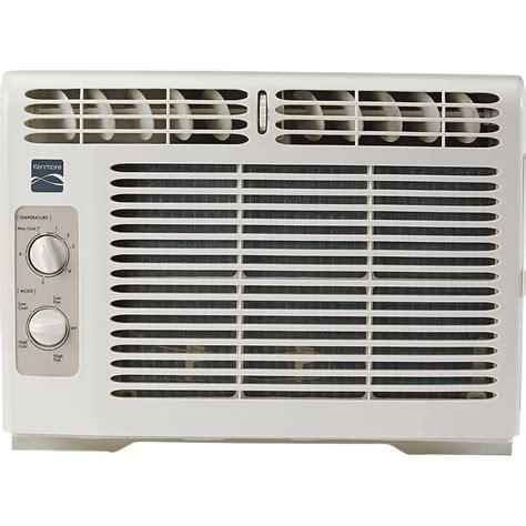 sears wall mounted air conditioner kenmore 87050 5 000 btu 115v window mini compact air