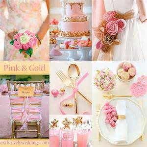 pink gold wedding your wedding color story part 2 exclusively weddings