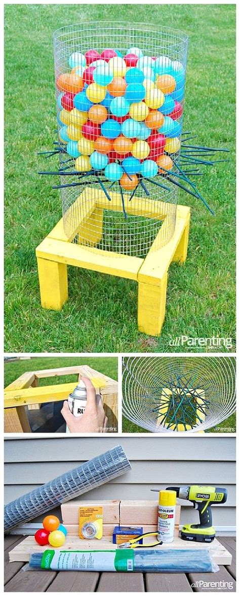 backyard kerplunk game do it yourself outdoor party games the best backyard