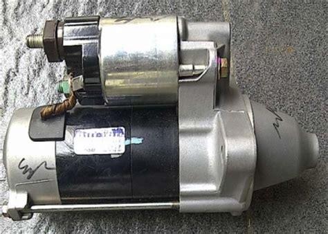 Testimonial Kapsul Bidara 17 dinamo starter toyota kijang kapsul efi bensin 2000 cc
