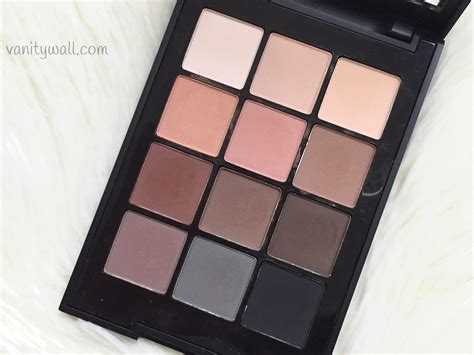 Review Eyeshadow Matte Sariayu kashuk eyeshadow palette best eyeshadow 2017