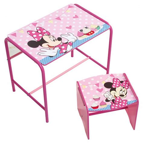 minnie mouse bedroom furniture uk minnie mouse doodle desk stool new bedroom furniture