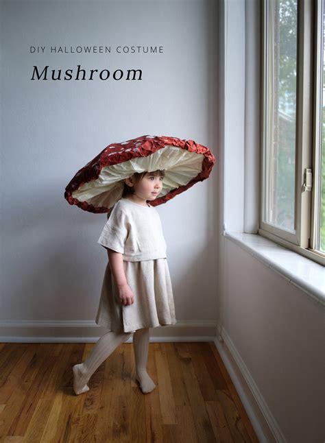 mushroom  diy halloween costume halloween costumes