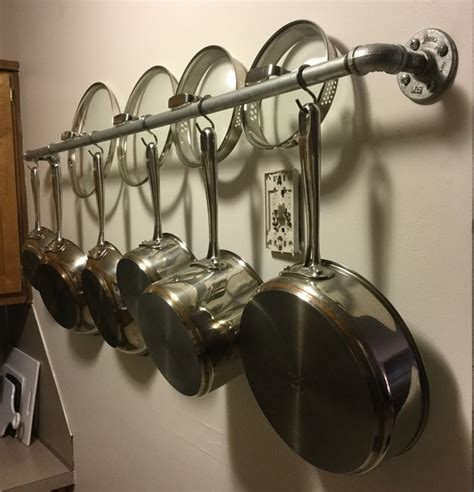 kitchen pot rack ideas 25 best ideas about pan rack on pot rack hanging pot racks and pot rack