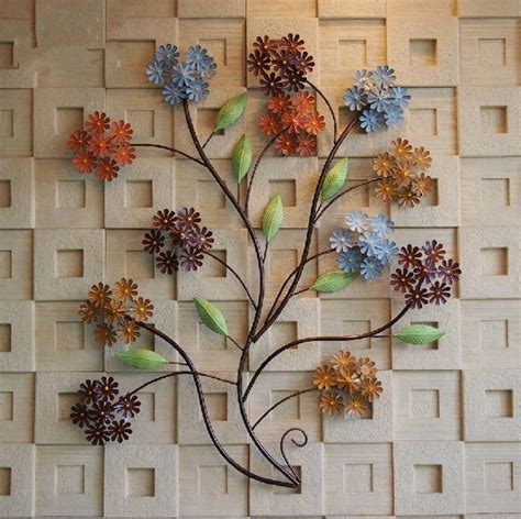 wall decoration metal metal wall decor modern magazin