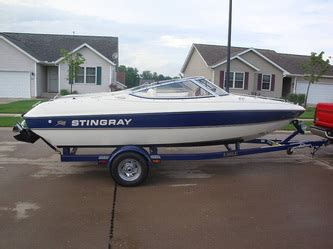 moline boat and motor 1999 stingray 180rx bowrider with 135hp 2 600