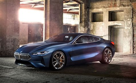 Home Interiors Warehouse The Bmw Concept 8 Series An Architecture Of Luxurious