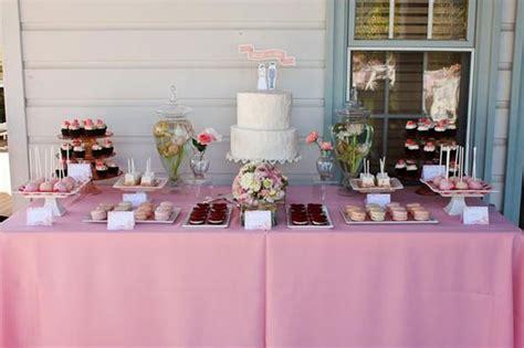 diy dessert table