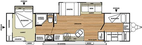 salem travel trailer floor plans forest river inc manufacturer of travel trailers