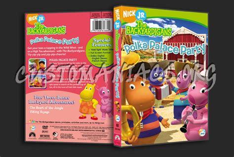 Backyardigans Polka Palace Dvd The Backyardigans Polka Palace Dvd Cover Dvd
