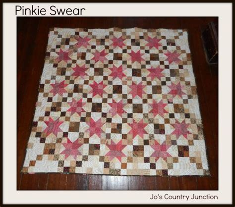 printable quilt patterns a free printable quilt pattern pinkie swear