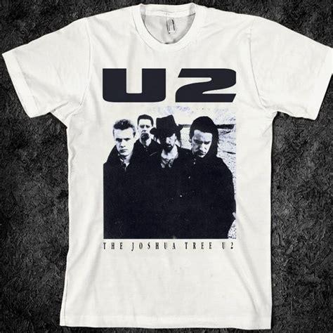 Bono U2 Shirt t shirt u2 bono vintage 80s concert cd