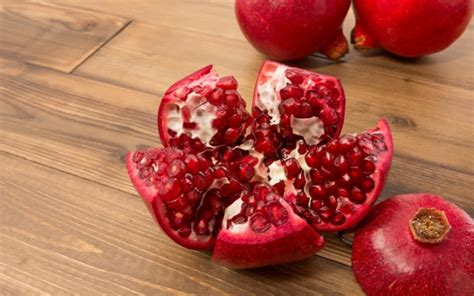 Pomegranate Detox Thc by Pomegranate Juice Significantly Improves Memory In