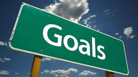 images of goals goals and objectives coleman media center