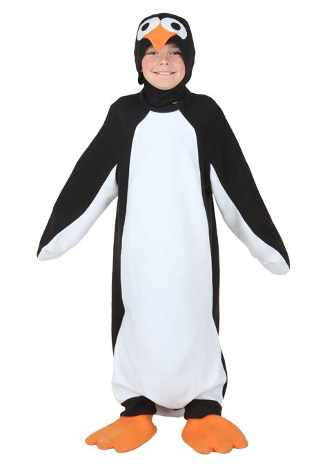 penguin costume child happy penguin costume
