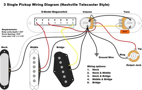 wiring diagrams for electric guitars wiring get free
