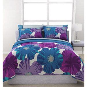 Formula Giant Floral Reversible Bed In A Bag Bedding Set What Comes In A Bed Set