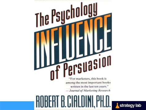 influence and persuasion the psychology of leadership and human behavior habit of success volume 2 2013 influence the psychology of persuasion
