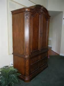 drexel heritage talavera collectio bedroom armoire in
