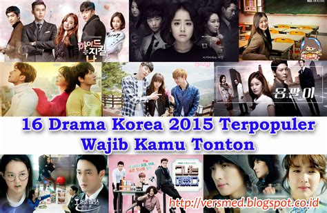 film kolosal korea terlaris 16 drama korea 2015 terpopuler yang wajib kamu tonton
