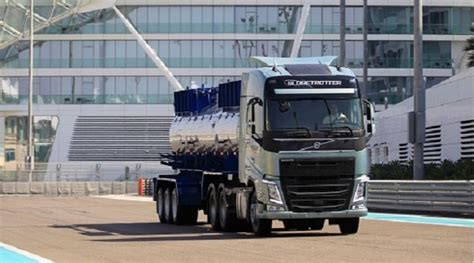 who makes volvo trucks volvo trucks makes steady growth in middle east region in 2015