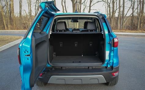 ford ecosport titanium  philippines  car reviews cars review release raiacarscom