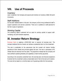 medical marijuana business plan sample pages black box