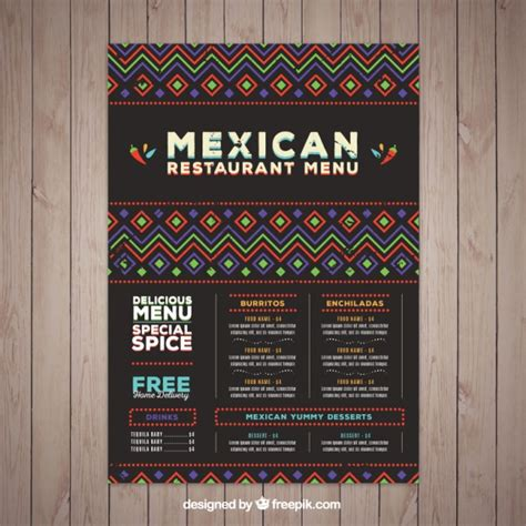 mexican food vectors photos and psd files free