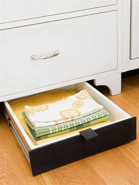 Toe Kick Drawers by Best Kitchen Storage 2014 Ideas Packed Cabinets And Drawers