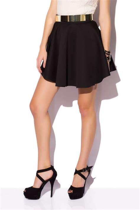 faldas cortas con vuelo faldas de moda 187 falda de vuelo 3