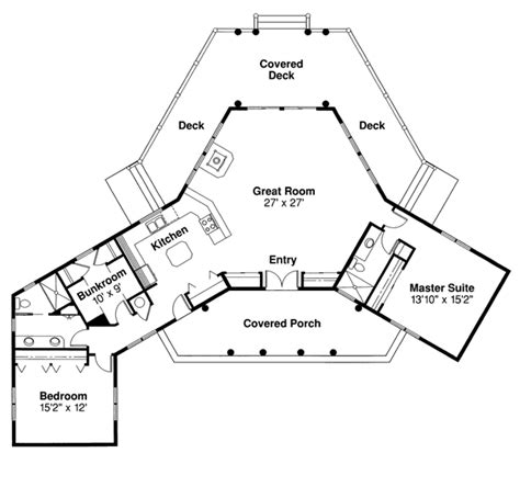 Octagonal House Plans Octagonal House Designs Studio Design Gallery Best