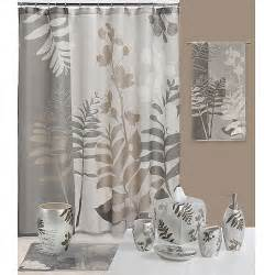 creative bath silhouette shower curtain bath walmart