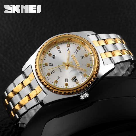 Skmei Jam Tangan Analog Wanita 9098cs Putih skmei jam tangan analog wanita 9098cs silver jakartanotebook