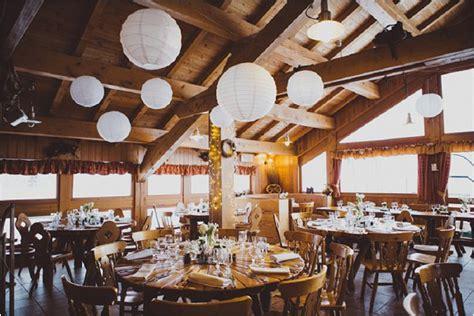 Winter Cabin Wedding by Winter Wedding In The Alps