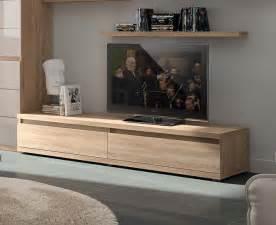 meuble tv bas contemporain
