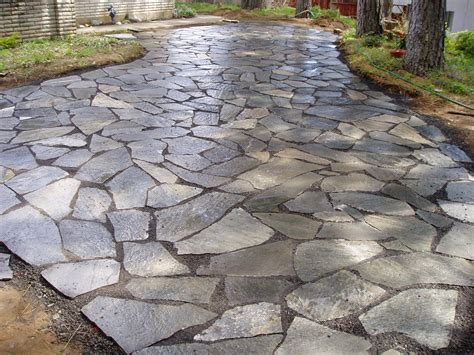 Stone Patio | flagstone and steps sunrise inc 509 926 3854