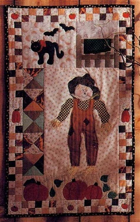 Patchwork Wall Hanging Patterns - fall patchwork quilted wall hanging pattern howstuffworks