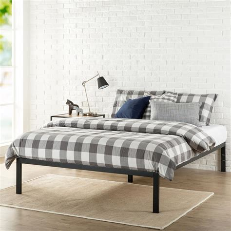 how do you say bed frame in zinus platform 1500 metal bed frame hd asmp 15t the home depot