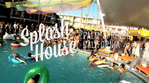 house pool party splash house pool party in palm springs california edmnyc