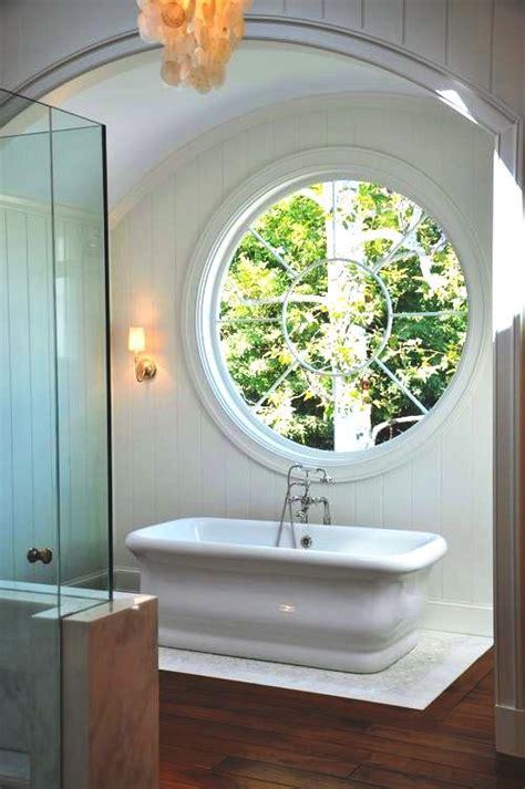 circular window  bathroom favethingcom