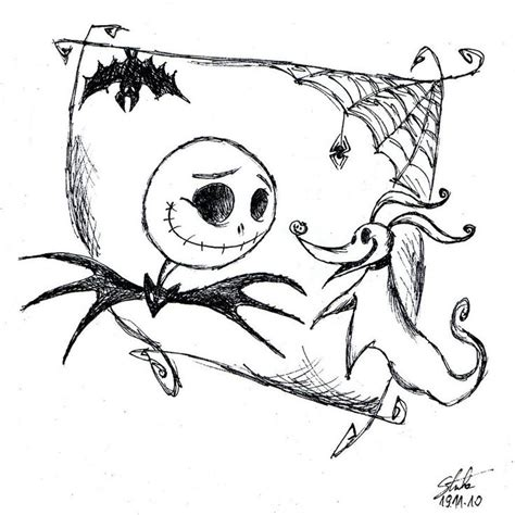 zero from nightmare before christmas coloring pages 96 best the nightmare before christmas images on pinterest