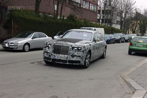 roll royce phantom 2018 spy photos 2018 rolls royce phantom