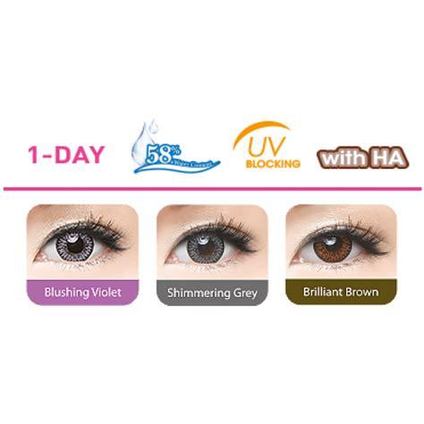 Shop Eye Colour Fusion by Buy Freshkon 1 Day Colors Fusion Contact Lenses Canada