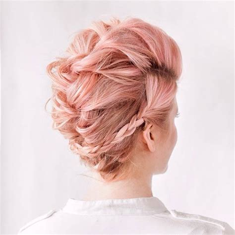 23 Faux Hawk Hairstyles for Women   StayGlam