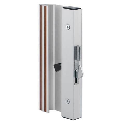 sliding glass door handle low profile sliding glass door handle wayfair