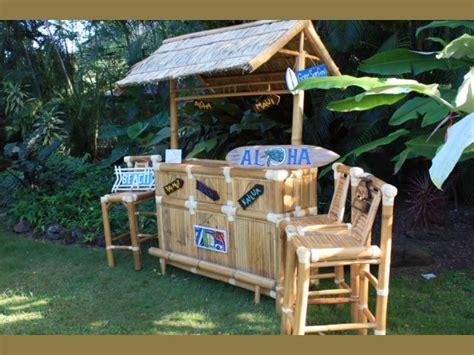 backyard tiki bar sets beachin outdoor tiki bar outdoor bar sets outdoor bar