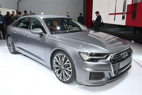 Neuer Audi A6 by New 2018 Audi A6 Revealed Pictures Auto Express