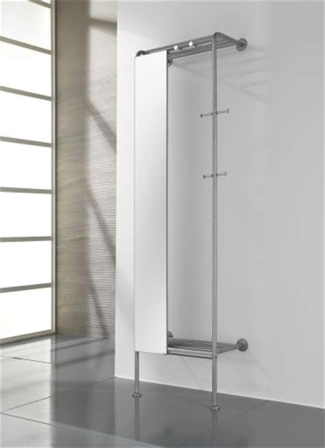 cappottiere per ingresso moderne appendiabiti con specchio tomasucci 1432 pesaro